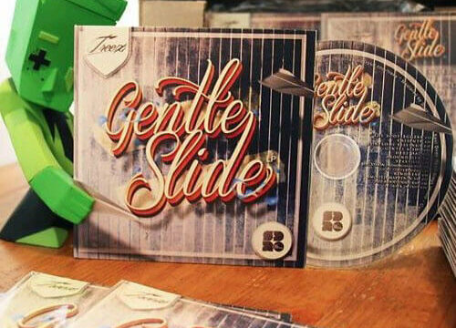 Artwork Gentle Slide CD