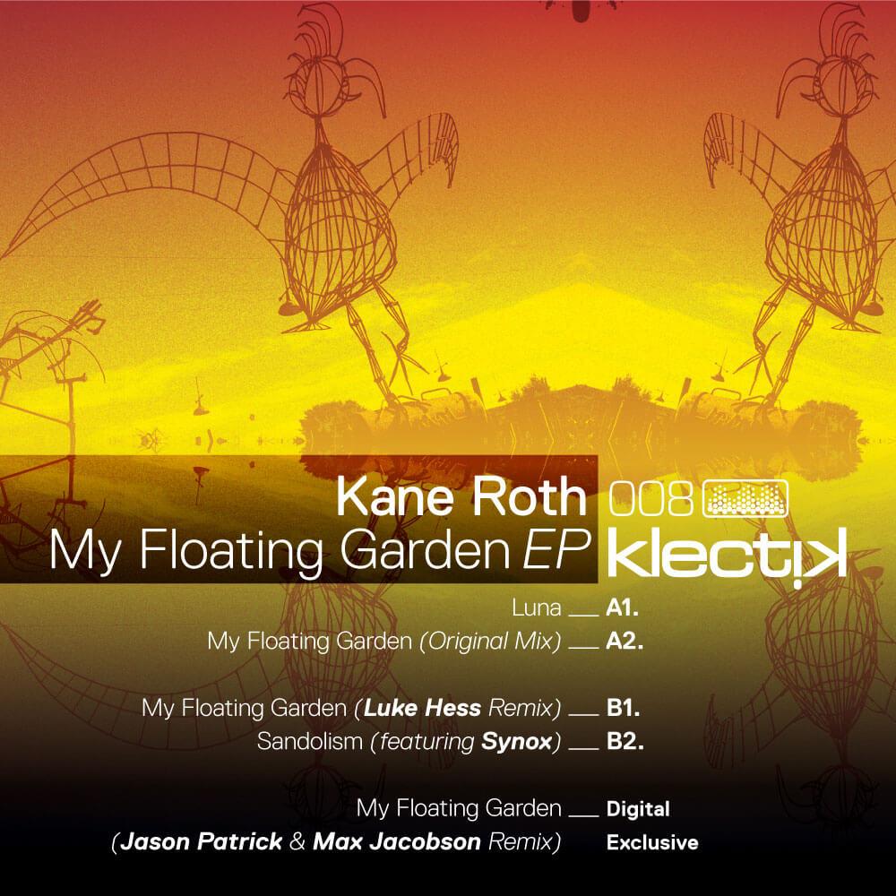 Artwork My Floating Garden EP 1