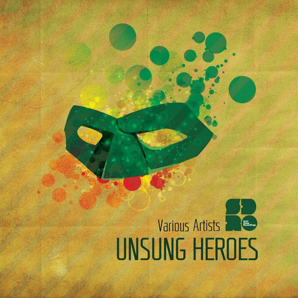 Artwork Unsung Heroes - SDR