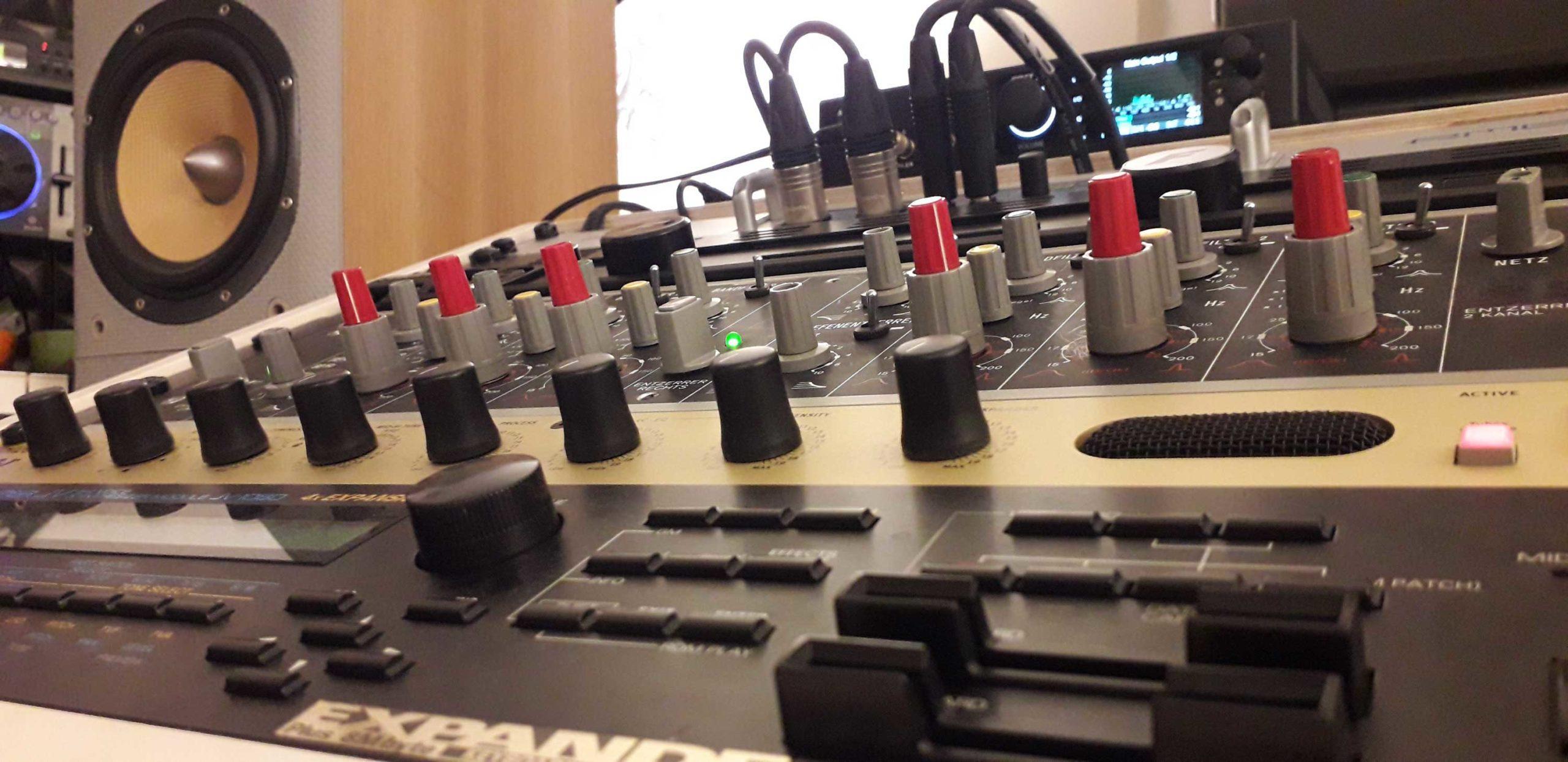 mastering studio 3